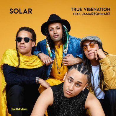 SOLAR (FEAT. JAMARZONMARZ)