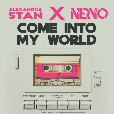 Come Into My World